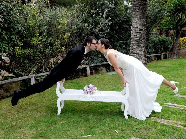 La boda de Desi y Jan en Sant Vicenç De Montalt, Barcelona 25