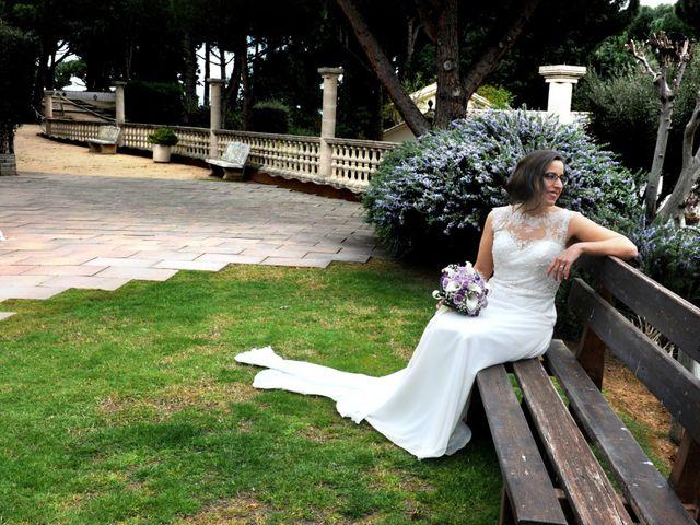 La boda de Desi y Jan en Sant Vicenç De Montalt, Barcelona 26
