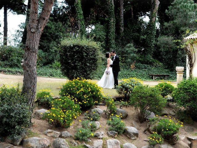 La boda de Desi y Jan en Sant Vicenç De Montalt, Barcelona 29