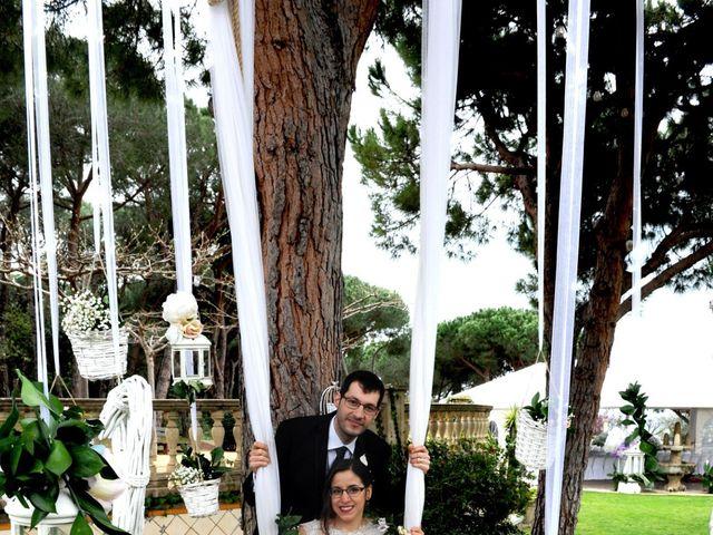 La boda de Desi y Jan en Sant Vicenç De Montalt, Barcelona 32
