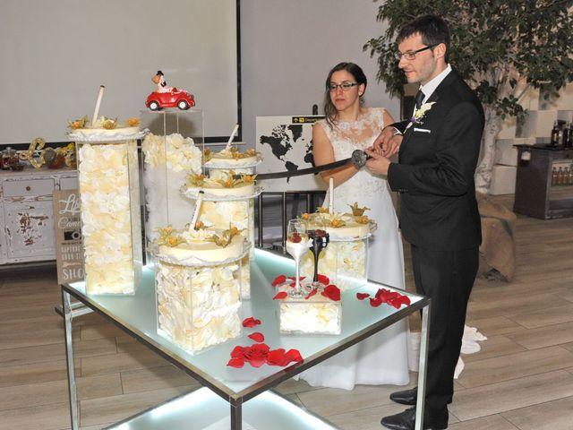 La boda de Desi y Jan en Sant Vicenç De Montalt, Barcelona 49