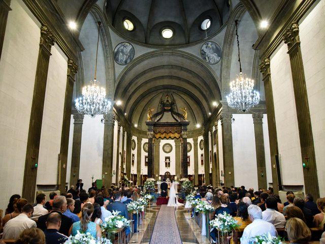 La boda de Carles y Andrea en Sant Cugat Del Valles, Barcelona 8