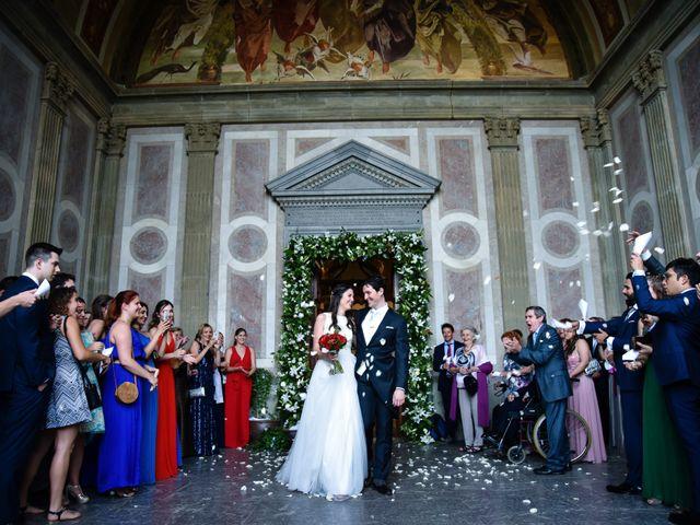 La boda de Carles y Andrea en Sant Cugat Del Valles, Barcelona 9