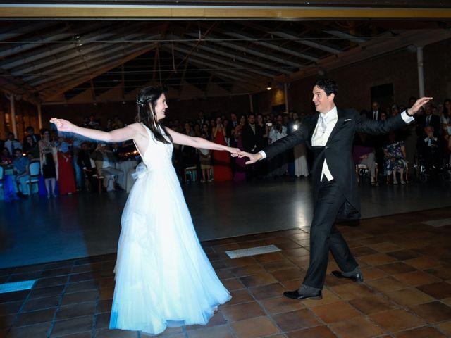 La boda de Carles y Andrea en Sant Cugat Del Valles, Barcelona 17