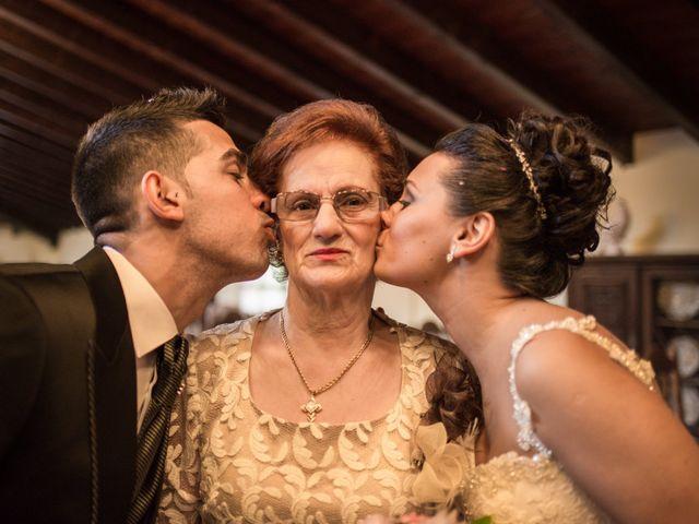 La boda de June y Iñigo