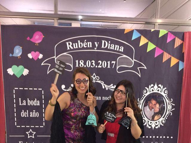 La boda de Rubén  y Diana en Benidorm, Alicante 3