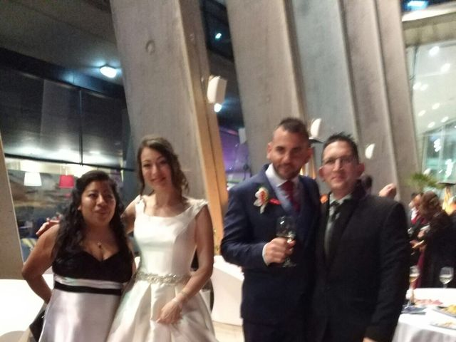La boda de Rubén  y Diana en Benidorm, Alicante 14