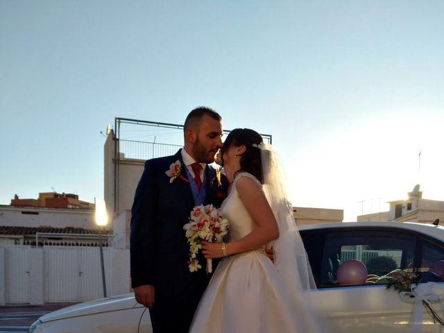 La boda de Rubén  y Diana en Benidorm, Alicante 15
