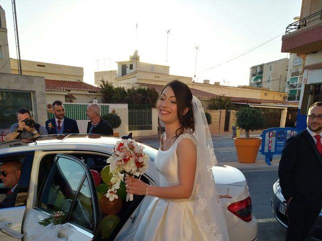 La boda de Rubén  y Diana en Benidorm, Alicante 16