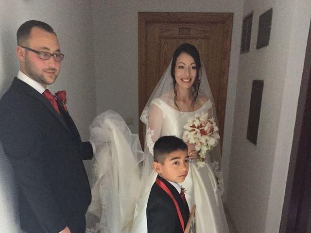 La boda de Rubén  y Diana en Benidorm, Alicante 19