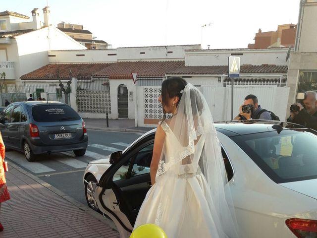 La boda de Rubén  y Diana en Benidorm, Alicante 22