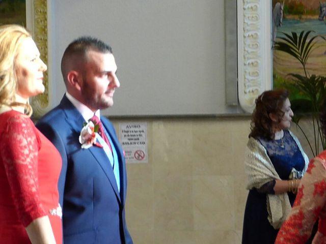 La boda de Rubén  y Diana en Benidorm, Alicante 24