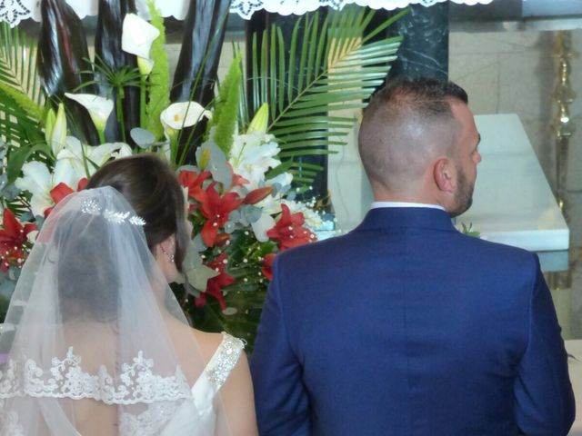 La boda de Rubén  y Diana en Benidorm, Alicante 25