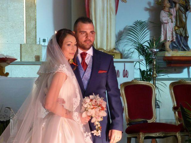 La boda de Rubén  y Diana en Benidorm, Alicante 31