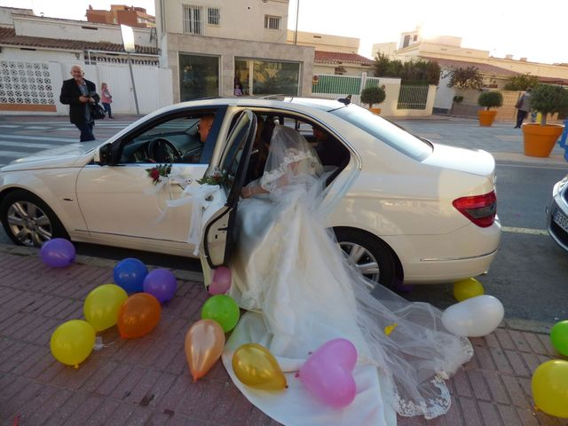 La boda de Rubén  y Diana en Benidorm, Alicante 32