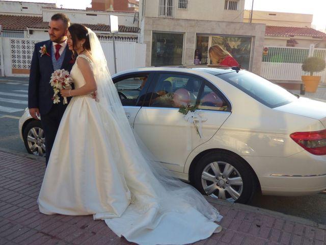 La boda de Rubén  y Diana en Benidorm, Alicante 34