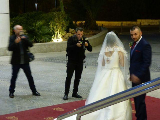 La boda de Rubén  y Diana en Benidorm, Alicante 35