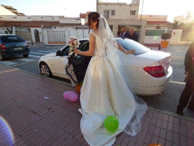 La boda de Rubén  y Diana en Benidorm, Alicante 36