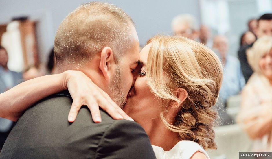 La boda de Jon y Susana en Portugalete, Vizcaya