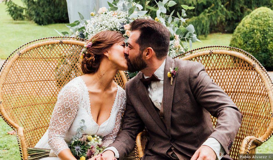 La boda de David y Eva en Gijón, Asturias