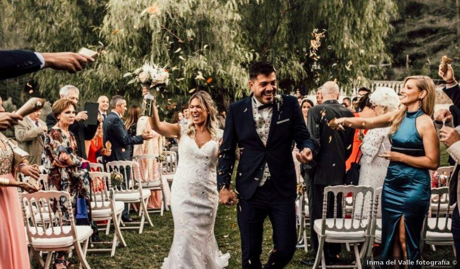 La boda de Fausto y Lavinia en Puigpunyent, Islas Baleares