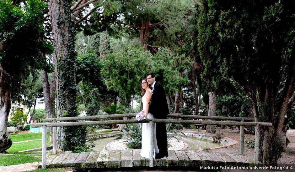 La boda de Desi y Jan en Sant Vicenç De Montalt, Barcelona