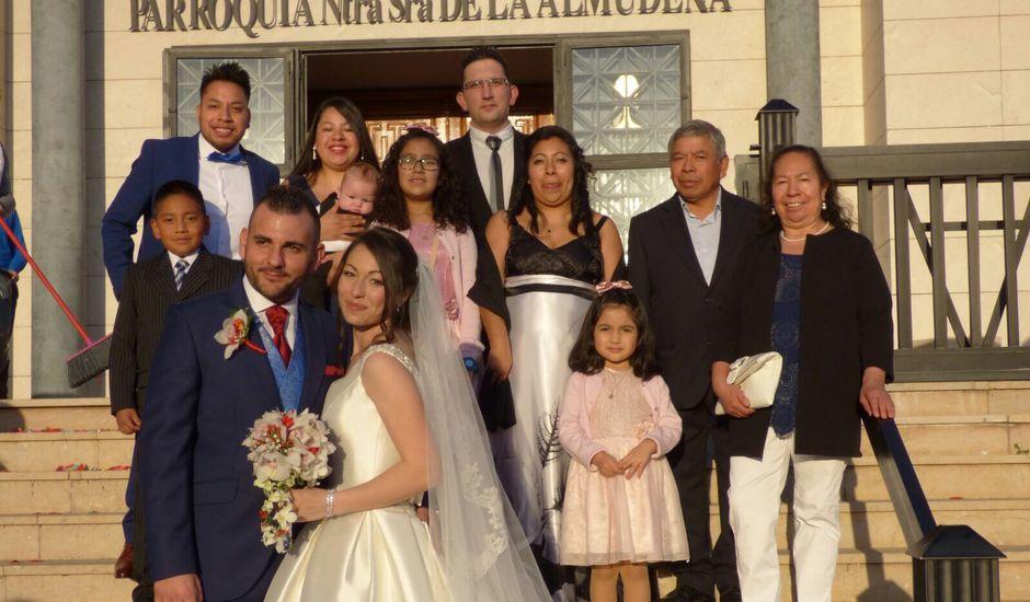 La boda de Rubén  y Diana en Benidorm, Alicante