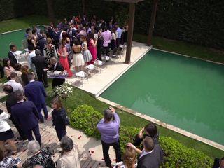 La boda de Núria  y Albert  1
