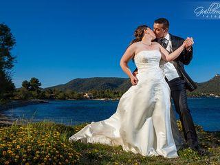 La boda de Ismael y Teresa