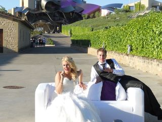 La boda de Diego y Beatriz