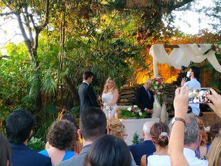 La boda de Grace y Jose