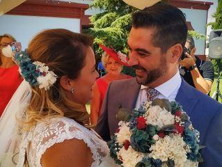 La boda de Gloria  y Daniel