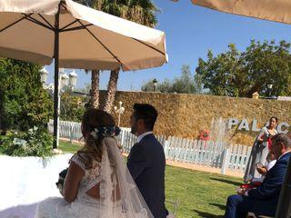 La boda de Gloria  y Daniel  2