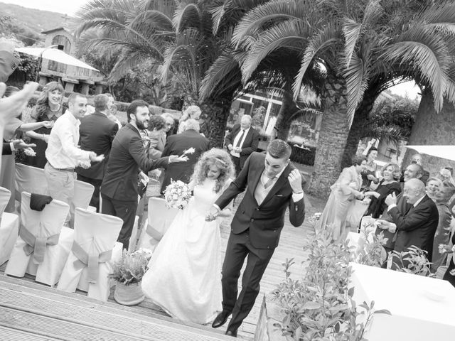 La boda de Adrián y Rebeca en A Coruña, A Coruña 19