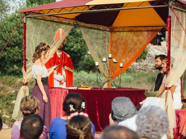 La boda de Xavier y Cristina en Olerdola, Barcelona 2