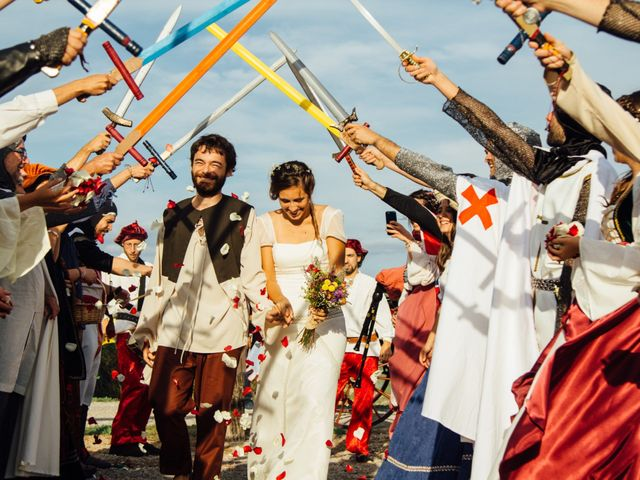 La boda de Xavier y Cristina en Olerdola, Barcelona 7