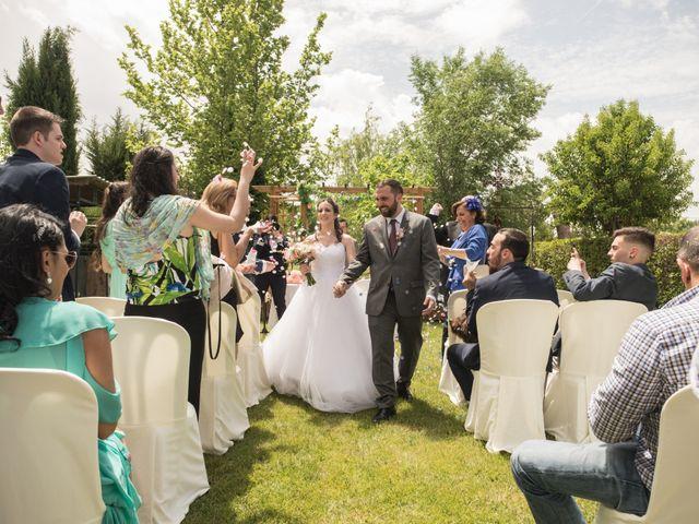 La boda de Elia y Pedro