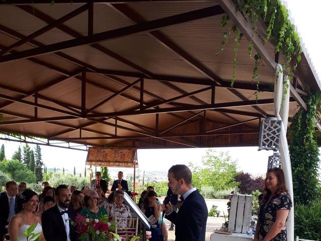La boda de Manuel y Vanesa en Toledo, Toledo 2