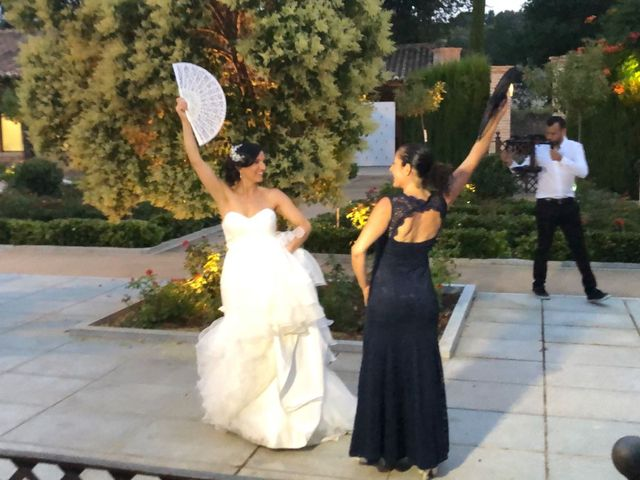 La boda de Manuel y Vanesa en Toledo, Toledo 1