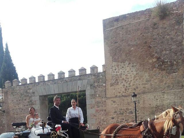 La boda de Manuel y Vanesa en Toledo, Toledo 5