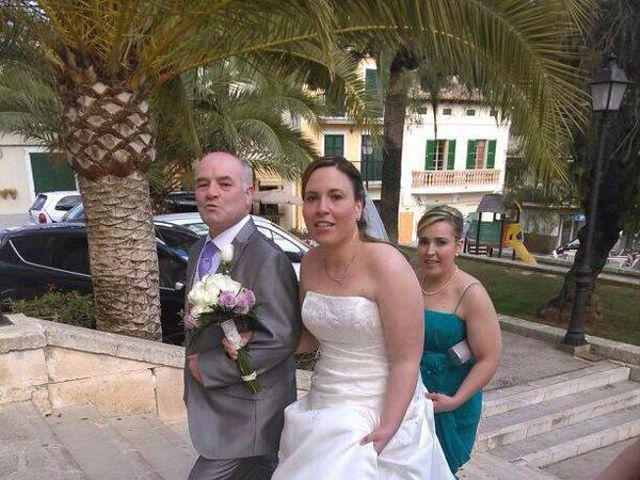 La boda de Teresa y Ismael en Portocristo/port De Manacor, Islas Baleares 3