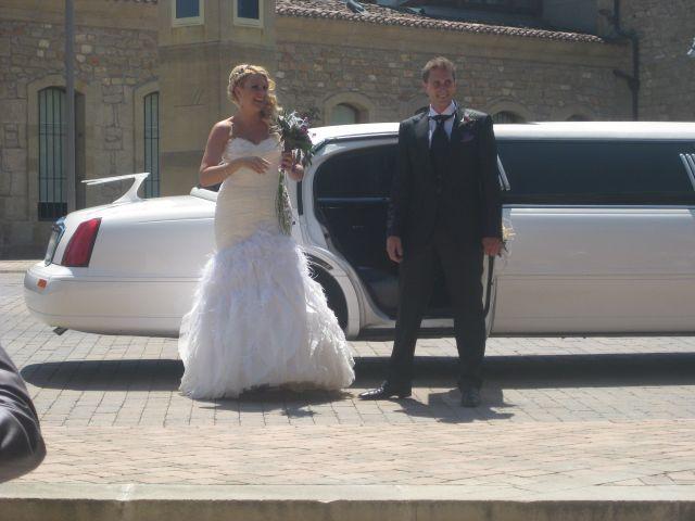 La boda de Beatriz y Diego en Elciego, Álava 4