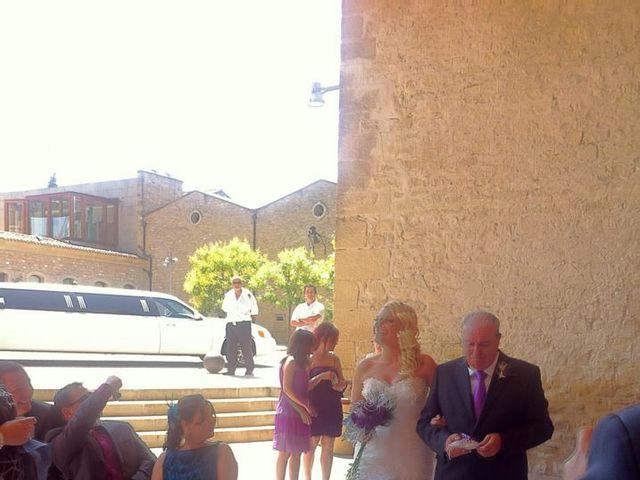 La boda de Beatriz y Diego en Elciego, Álava 5