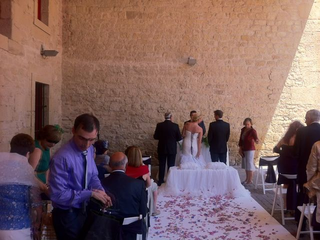 La boda de Beatriz y Diego en Elciego, Álava 1