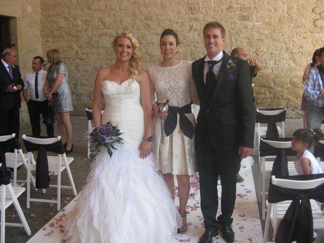 La boda de Beatriz y Diego en Elciego, Álava 11