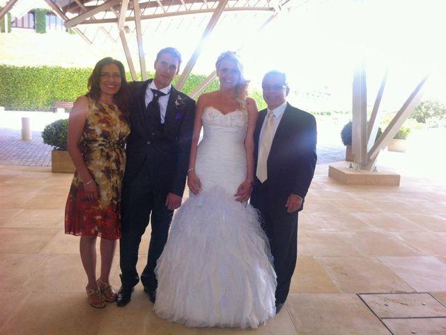 La boda de Beatriz y Diego en Elciego, Álava 2
