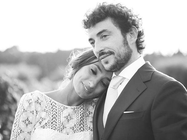 La boda de Clara y Diego