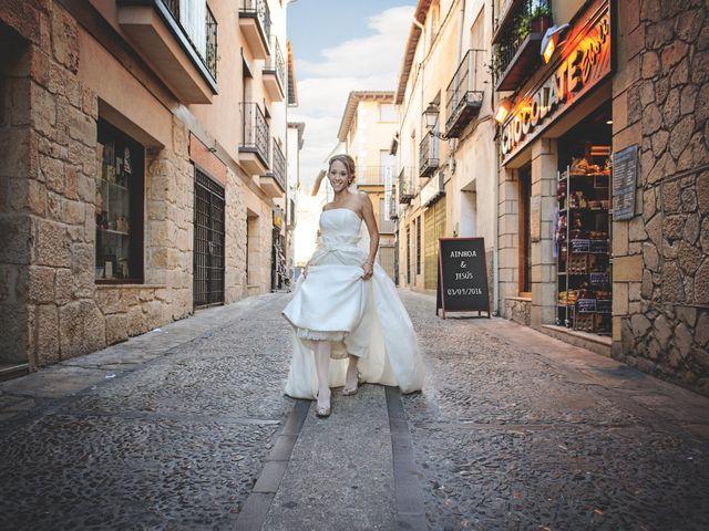 La boda de Jesus y Ainhoa en Madrid, Madrid 20