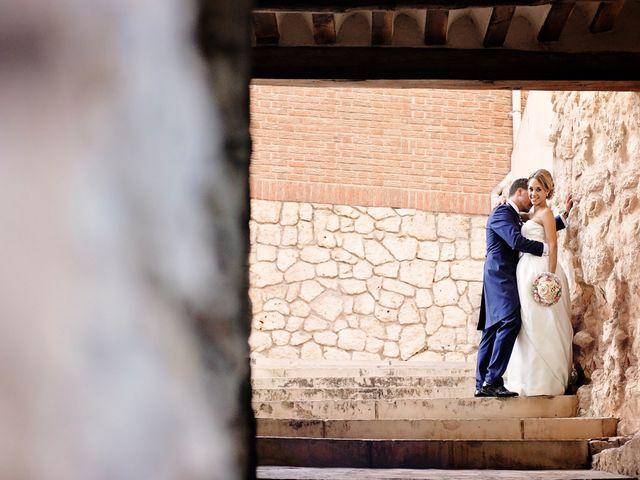 La boda de Jesus y Ainhoa en Madrid, Madrid 21