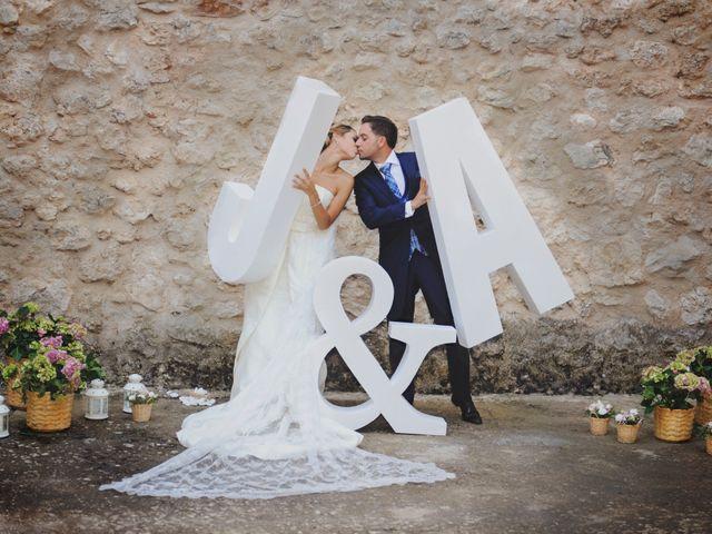 La boda de Jesus y Ainhoa en Madrid, Madrid 24